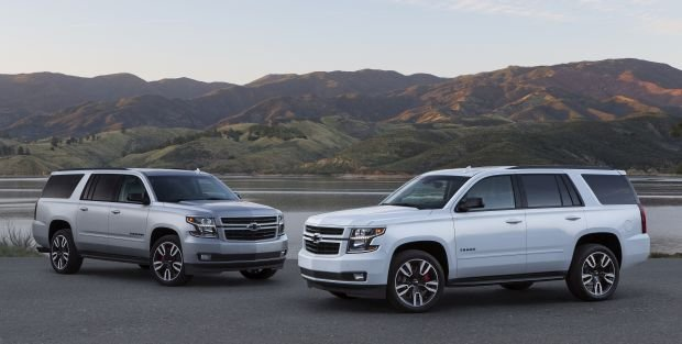 94 Great When Will The 2020 Chevrolet Suburban Be Released Concept with When Will The 2020 Chevrolet Suburban Be Released
