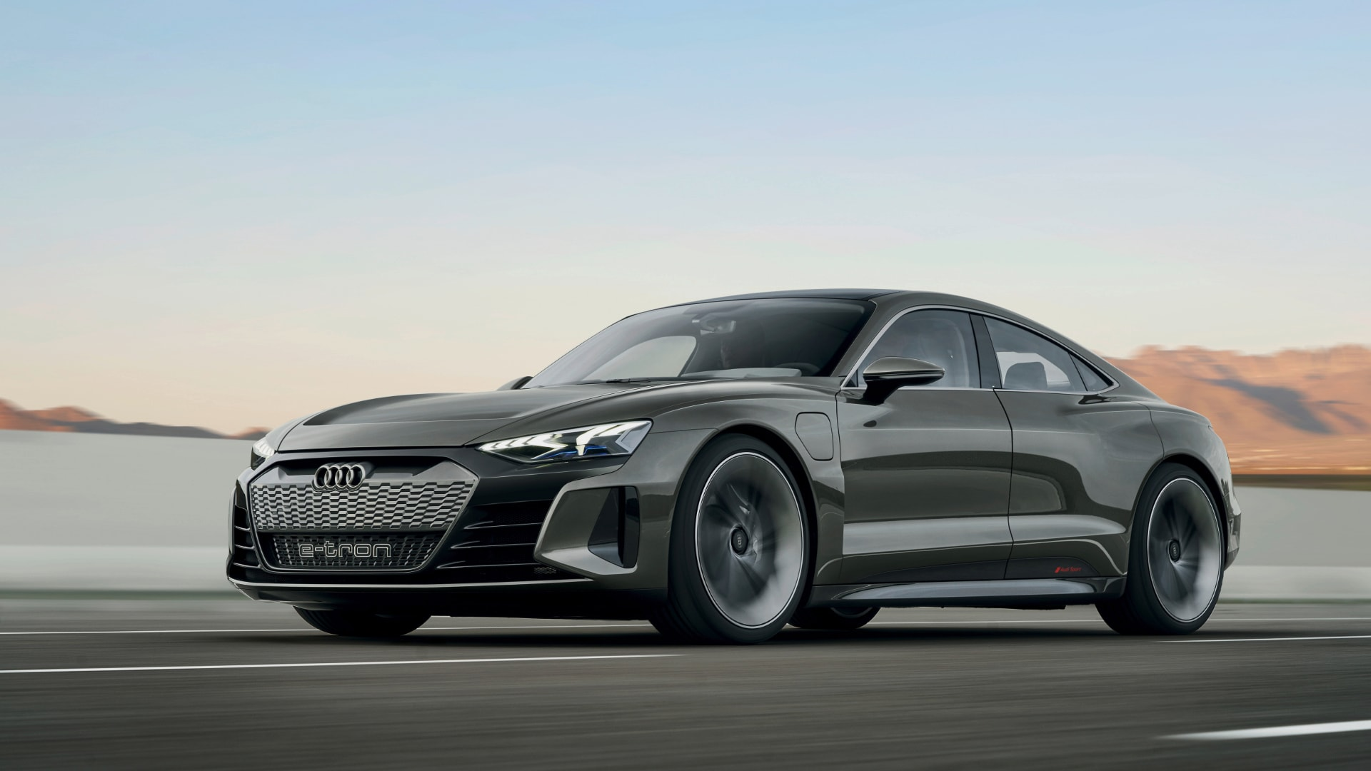 94 The Audi Vision 2020 Pictures for Audi Vision 2020