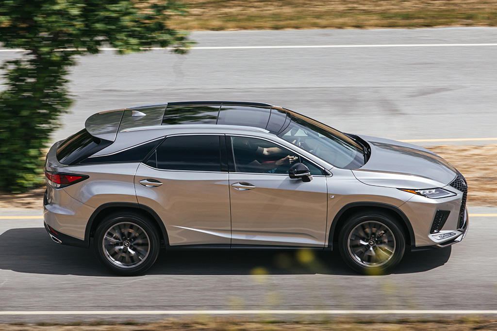 95 Best Review Lexus Suv 2020 Exterior with Lexus Suv 2020