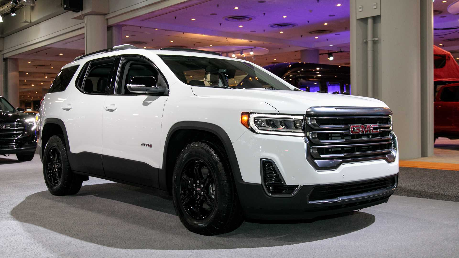 95 Concept of 2020 Gmc Acadia Mpg Performance for 2020 Gmc Acadia Mpg