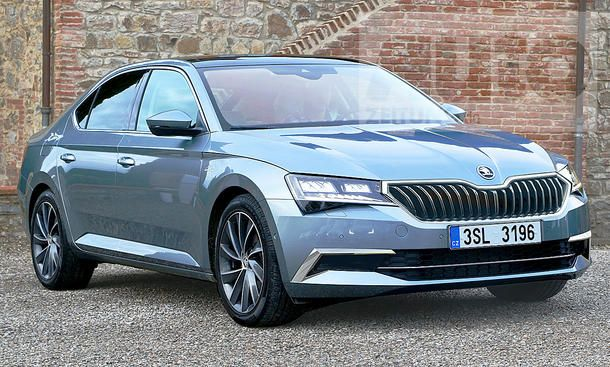 95 Gallery of 2019 New Skoda Superb Picture with 2019 New Skoda Superb