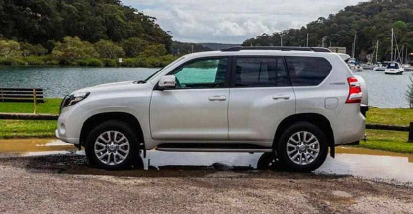 95 Gallery of Toyota Prado 2020 Reviews by Toyota Prado 2020