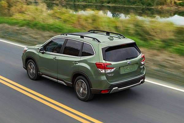 95 New Subaru Forester 2020 Research New by Subaru Forester 2020