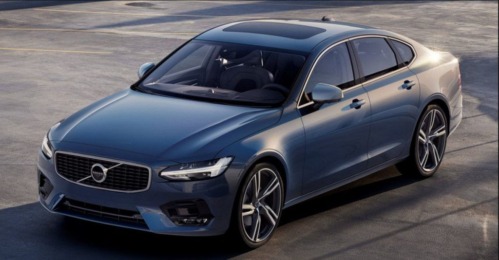 95 The 2019 Volvo S80 Overview for 2019 Volvo S80