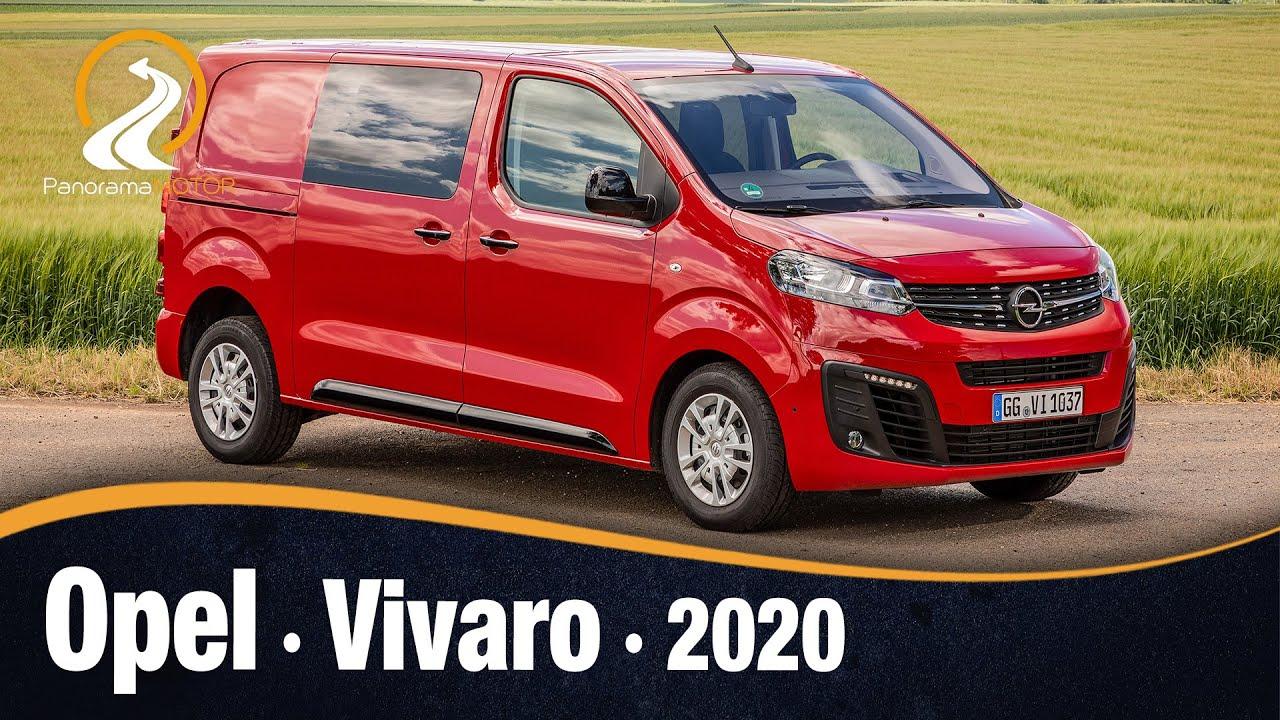 96 The Opel Vivaro 2020 New Review for Opel Vivaro 2020