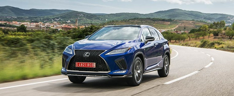 97 Best Review Lexus Suv 2020 Performance with Lexus Suv 2020