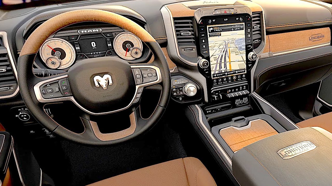 97 Concept of 2020 Dodge Ram 3500 Interior Picture with 2020 Dodge Ram 3500 Interior