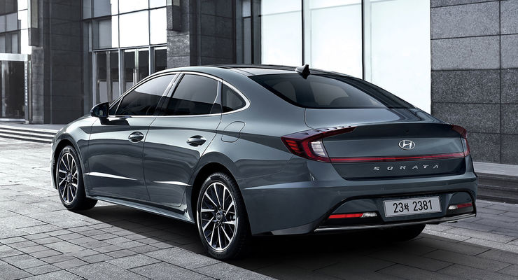 97 Concept of Hyundai Sonata 2020 Review for Hyundai Sonata 2020