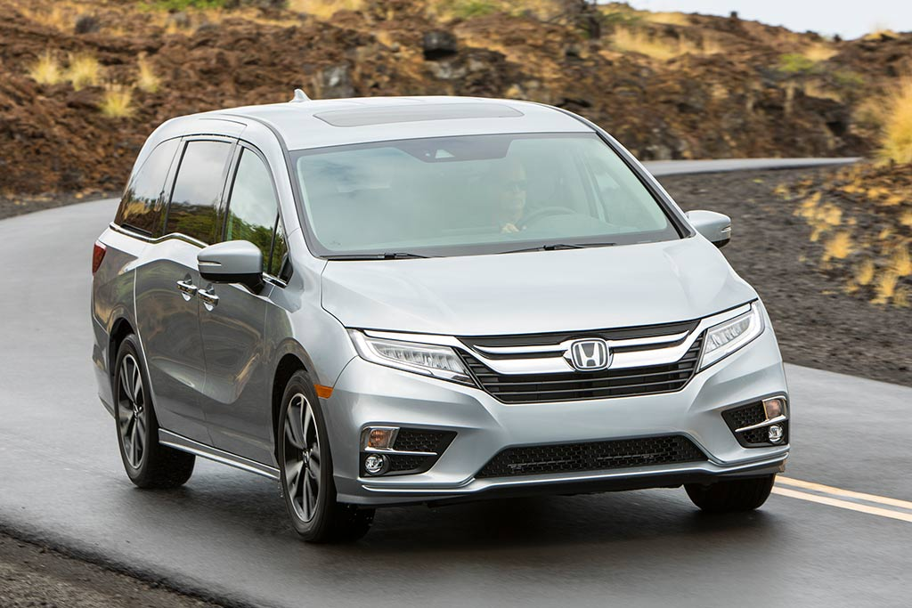 98 Gallery of When Will 2020 Honda Odyssey Come Out Spy Shoot for When Will 2020 Honda Odyssey Come Out