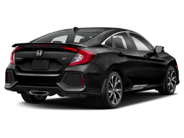 98 The 2019 Honda Civic Si Sedan Exterior and Interior by 2019 Honda Civic Si Sedan