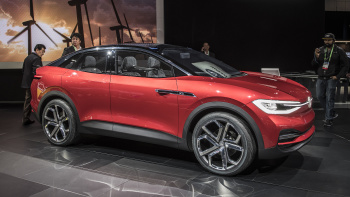 99 Gallery of Volkswagen I D Crozz 2020 Interior by Volkswagen I D Crozz 2020