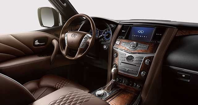 99 The Infiniti Qx80 2020 Interior Specs and Review for Infiniti Qx80 2020 Interior