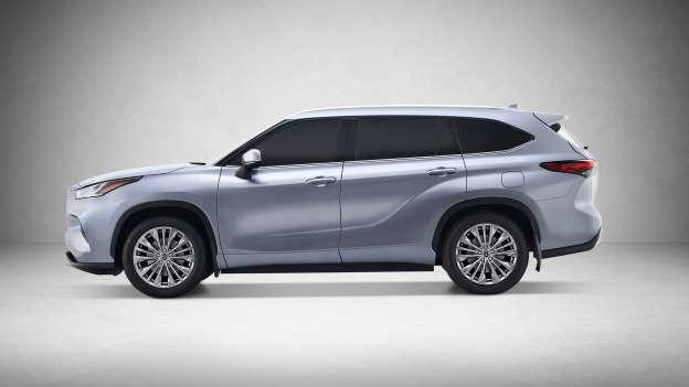 99 The Pictures Of 2020 Toyota Highlander Price with Pictures Of 2020 Toyota Highlander
